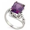 Серебряное кольцо с александритом SL-2177-601 весом 6.01 г  стоимостью 2200 р.