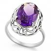 Серебряное кольцо с александритом  SL-2230-450 весом 4.5 г  стоимостью 2200 р.