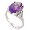 Серебряное кольцо с александритом SL-2270-419 весом 4.19 г  стоимостью 2200 р.