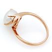 Кольцо с белым жемчугом 3.51 г SL-2868-351