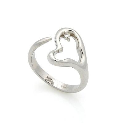 Кольцо с бриллиантами 4.25 г SL-2834-425